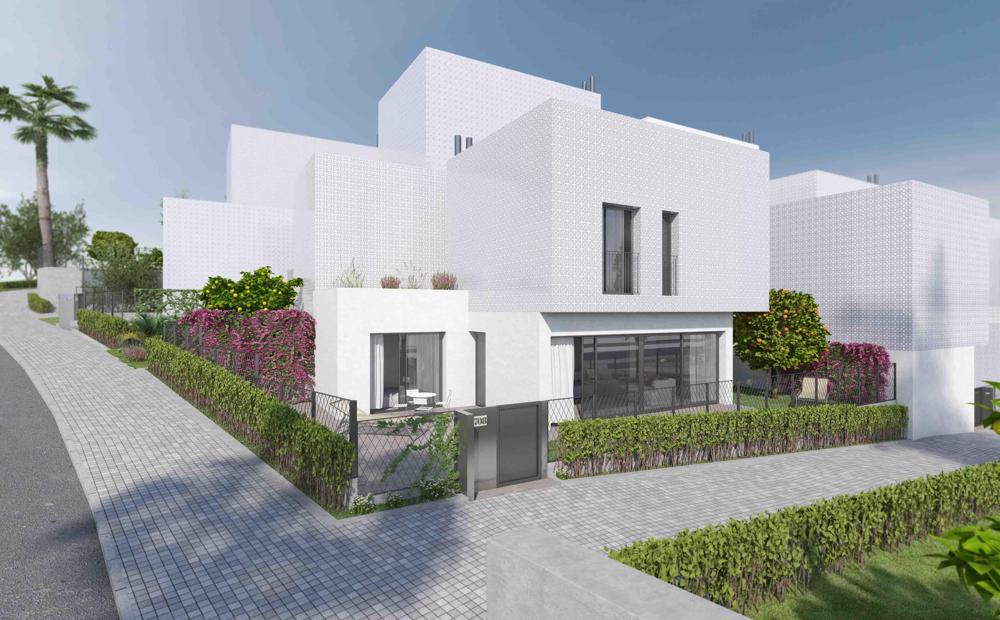 New Top Floor Apartment With Solarium For Sale San Miguel De Salinas