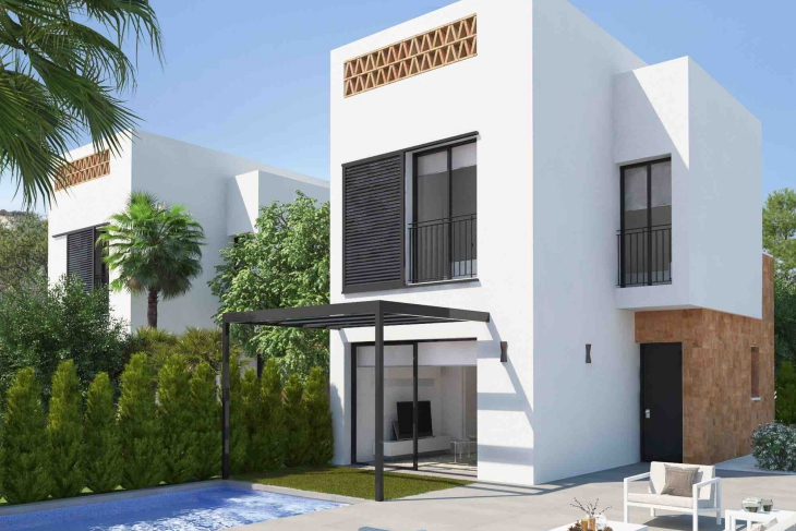 2 bedroom villa for sale in Benijofar