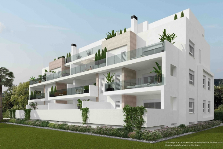 3 bedroom apartments at ideal location in Villamartin for sale