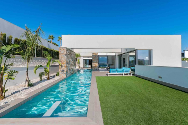 Luxurious key ready property for sale costa blanca