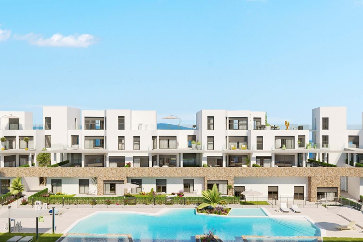 New apartments for sale in Villamartin