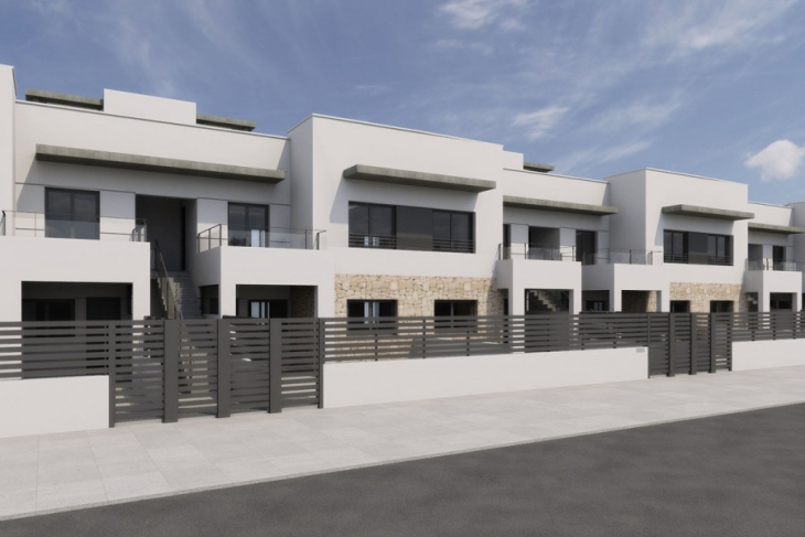 New modern apartments for sale in Aguas Nuevas Torrevieja