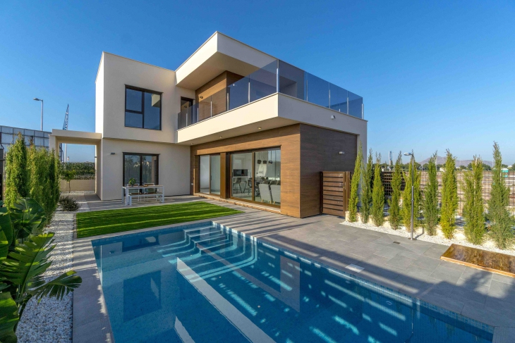 Villa at Roda Golf and 1km from mar menor