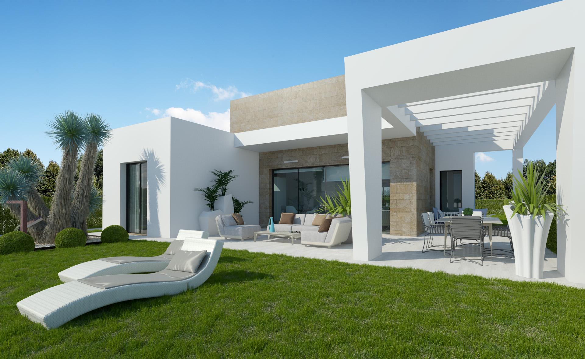Villa Moderne Au Golf La Finca