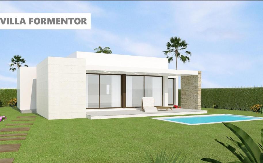 villa moderne plain pied a vendre costa blanca. Black Bedroom Furniture Sets. Home Design Ideas